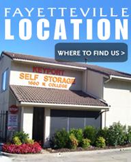 Fayetteville Self Storage